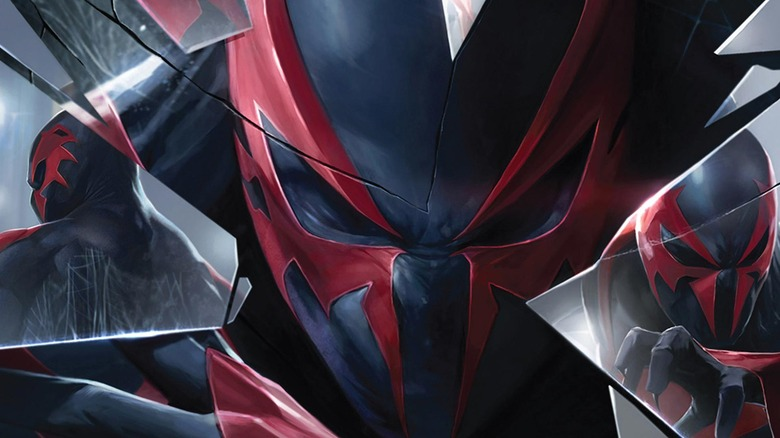 Spider Man 2099 Wallpaper 1080p: Spider-Man: Into The Spider-Verse's Lingering Questions