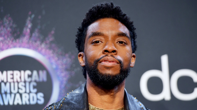 Black Panther Fans Worried About Boseman S Weight Loss