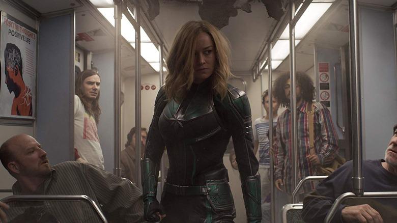 Scene from Captain Marvel