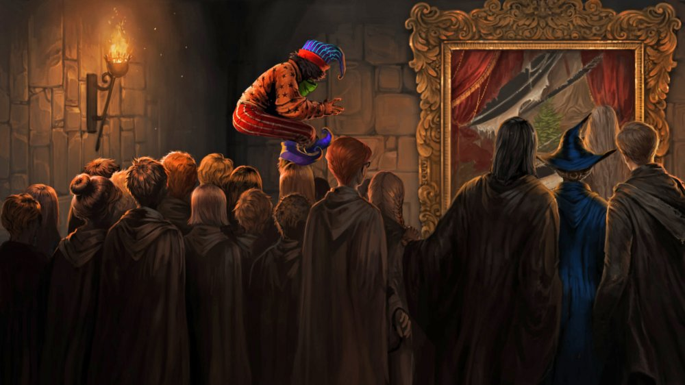 30+ Ludo Bagman Harry Potter And The Goblet Of Fire Actor PNG