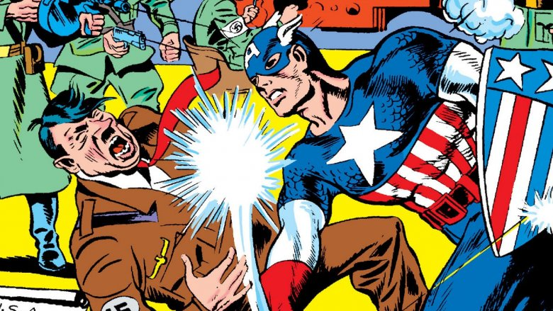 Create A Kirby Character Noll: Marvel Characters Stan Lee Didn't Actually Create