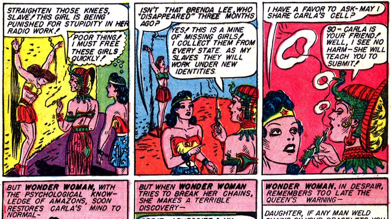 Comics Stories We Want To See In Wonder Woman 2