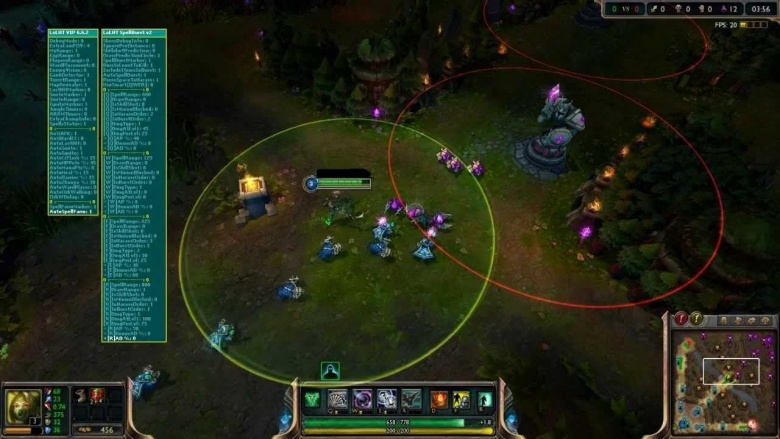 Creative ways people cheat in League of Legends