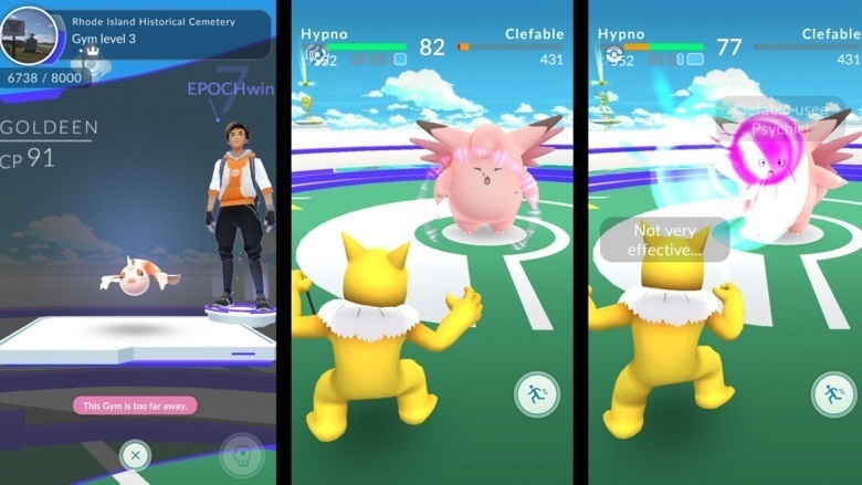 Creative ways people are cheating in Pokemon Go