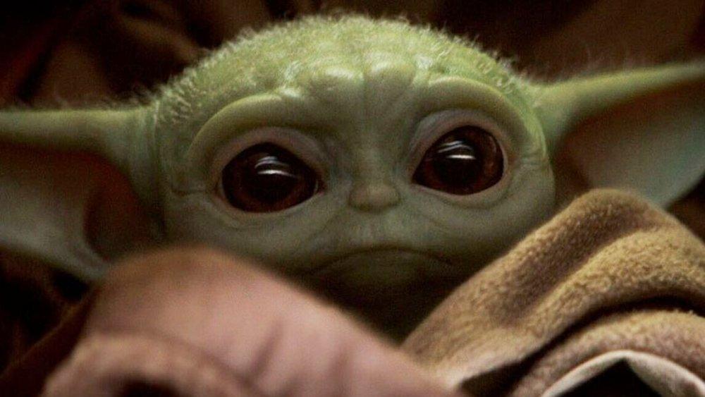 Disney is releasing Baby Yoda merchandise for Christmas