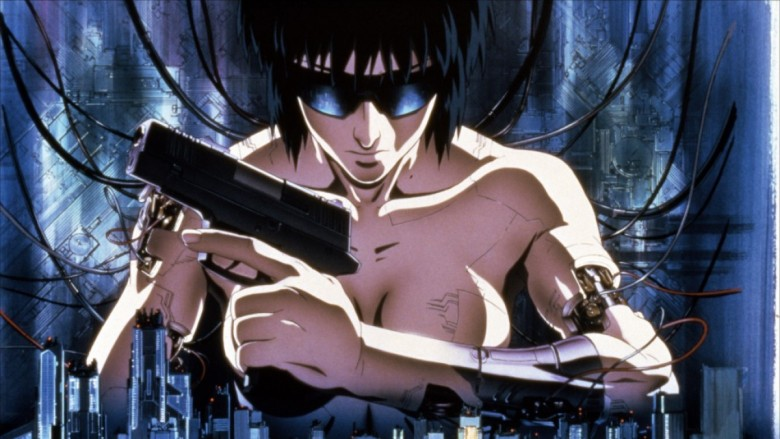 Easter Eggs In Ghost In The Shell You Missed