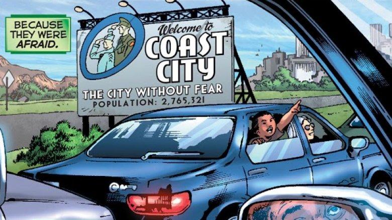 Coast City Green Lantern