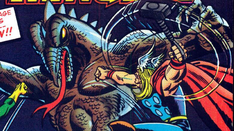 Thor punch