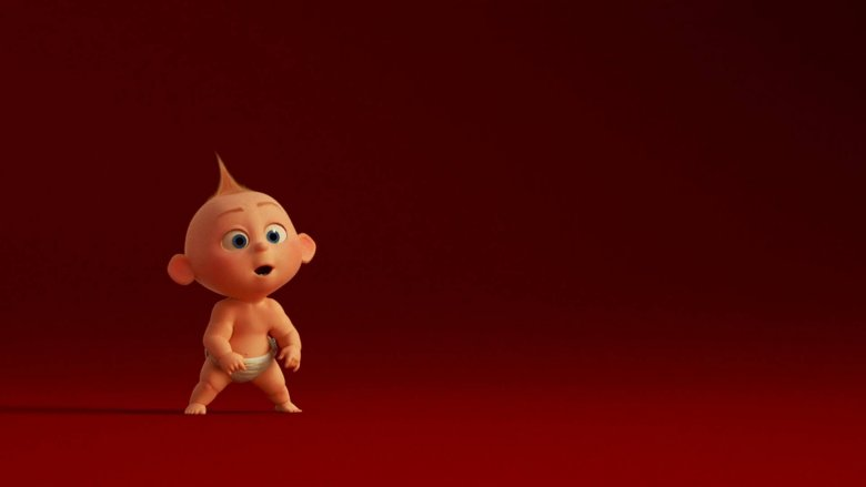 Jack-Jack in Incredibles 2
