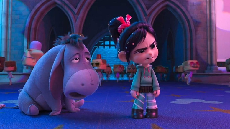 Ralph Breaks the Internet Eeyore