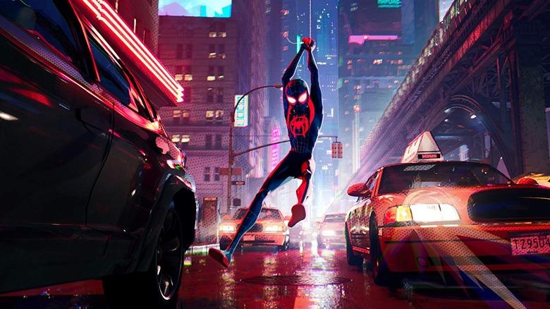 Spider-Man in Spider-Man: Into the Spider Verse