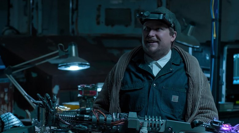 The Tinkerer in Spider-Man: Homecoming