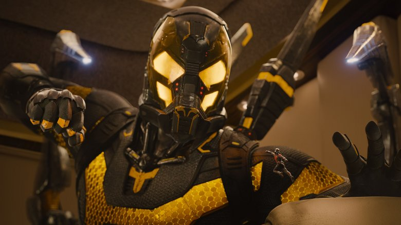 Yellowjacket MCU