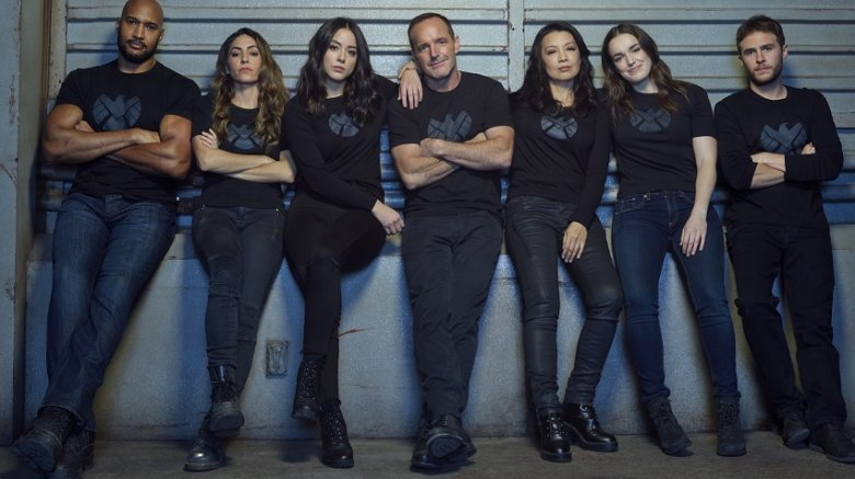 Promo image for Agents of SHIELD season 7