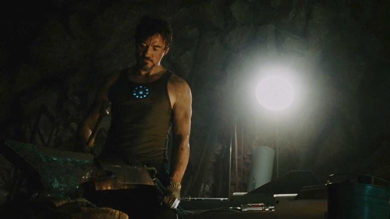 Creating the Iron Man armor