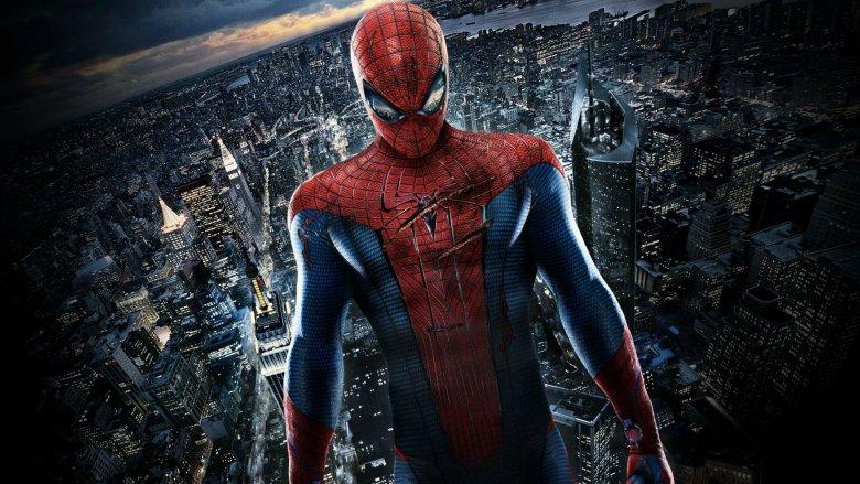 Amazing Spider-Man poster art