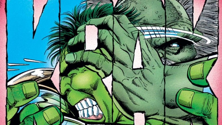 Hulk: Future Imperfect #2, Marvel Comics 1993