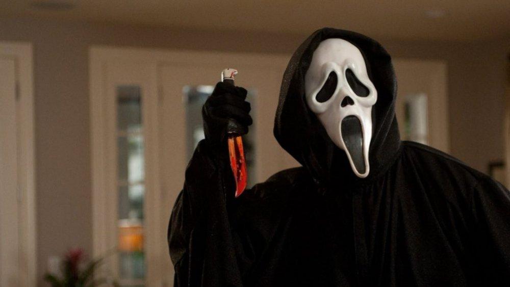 Ghostface as seen in Scream