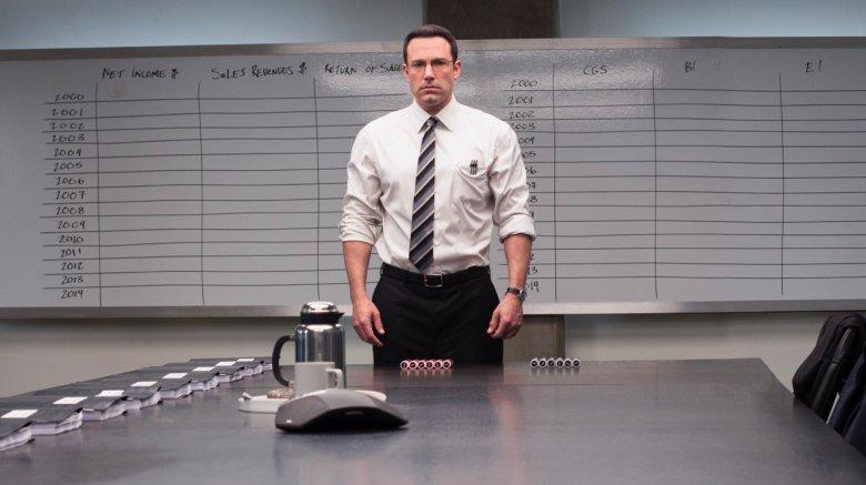 Ben Affleck Accountant