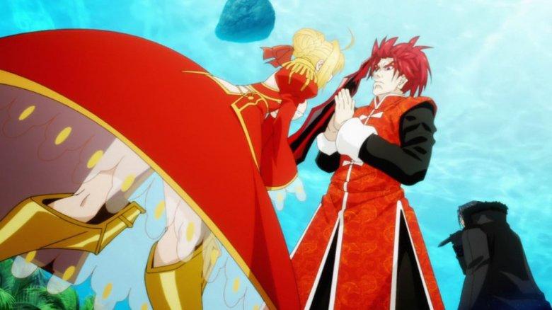 Fate/EXTRA Last Encore: Oblitus Copernican Theory