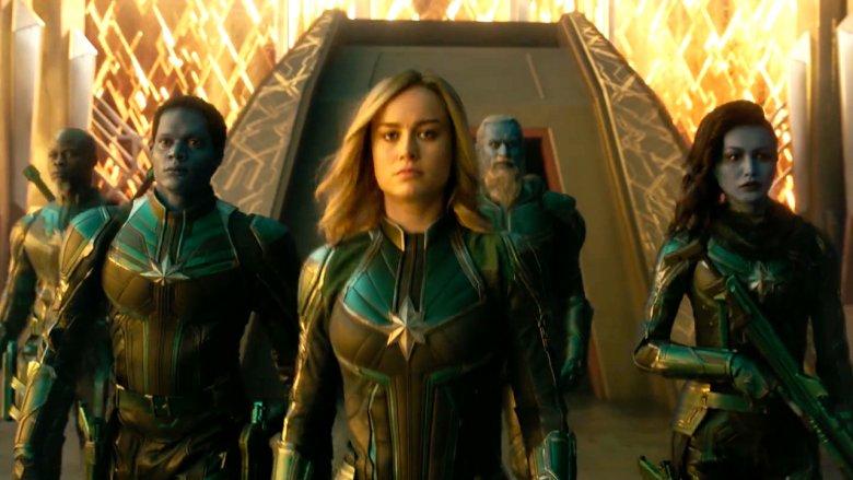 The MCU Starforce team