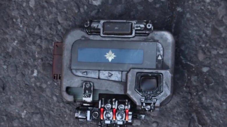 Infinity War end credit scene