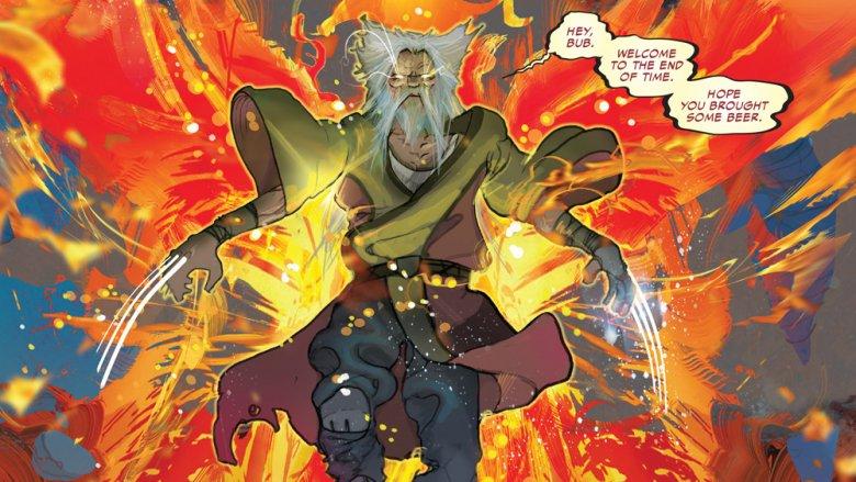 Old Man Phoenix
