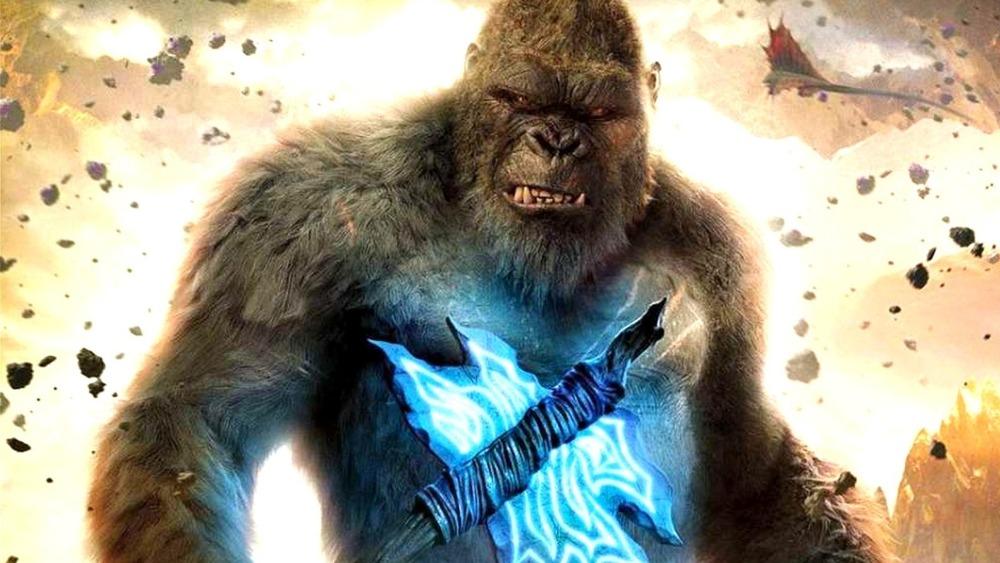 Godzilla Vs. Kong: King Kong's Axe Explained