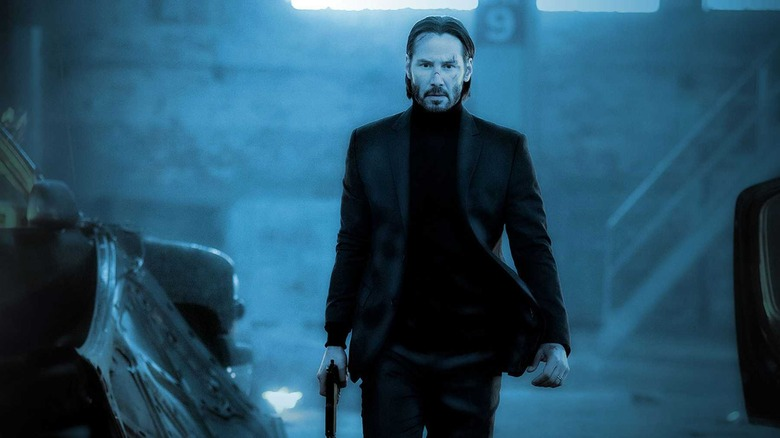 Here's how long Keanu Reeves said he'll play John Wick