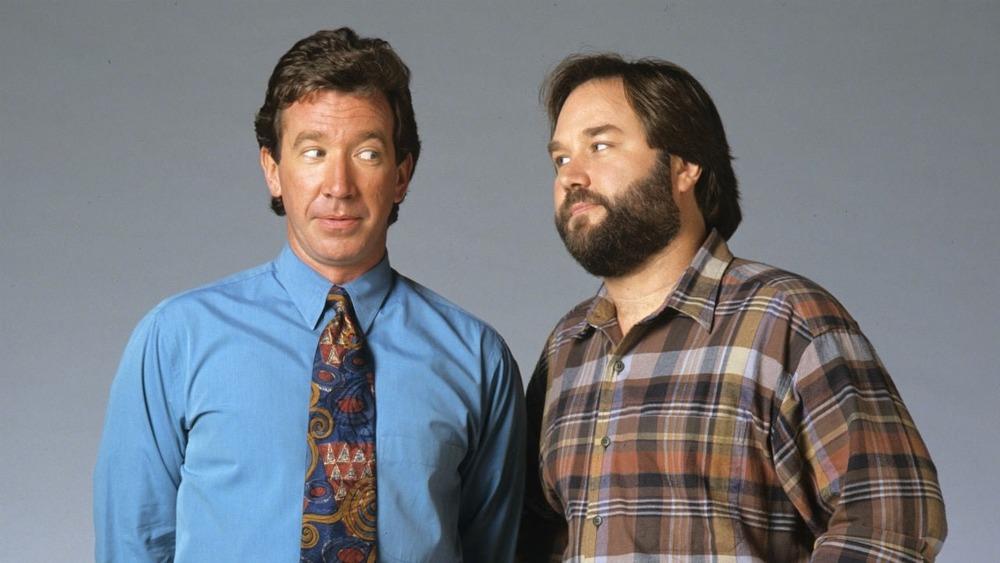 Tim the Tool Man Taylor and Al Borland