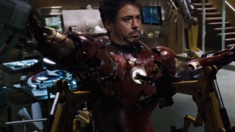 Hidden details in Iron Man movies