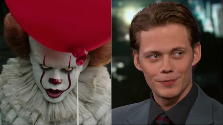 Pennywise (2017) played by Bill Skarsgard