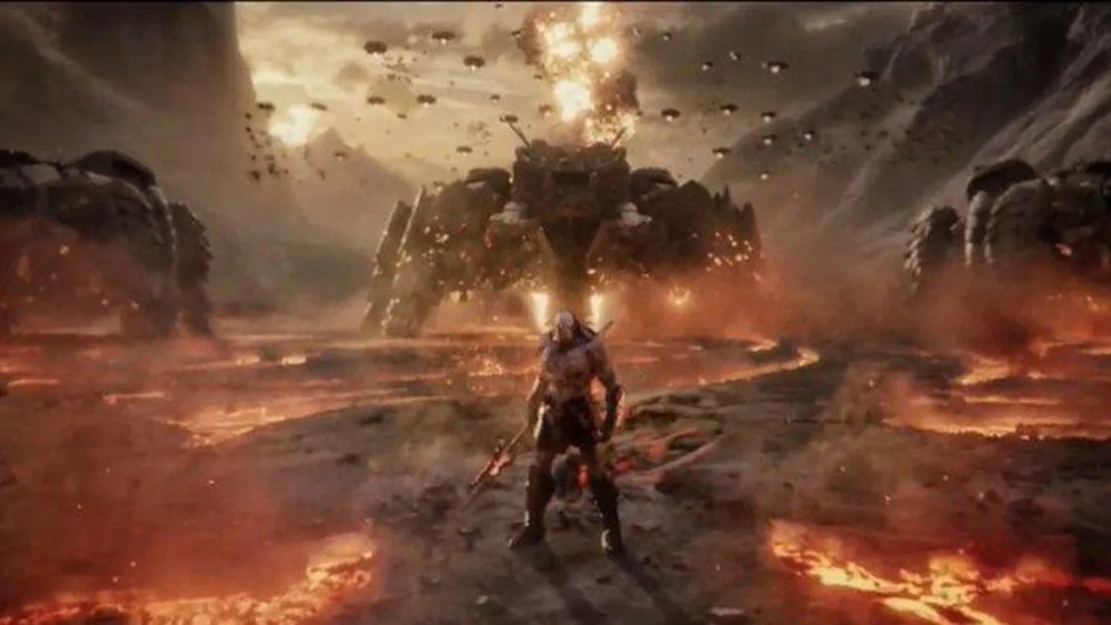 How Darkseid Actor Really Feels About The Snyder Cut