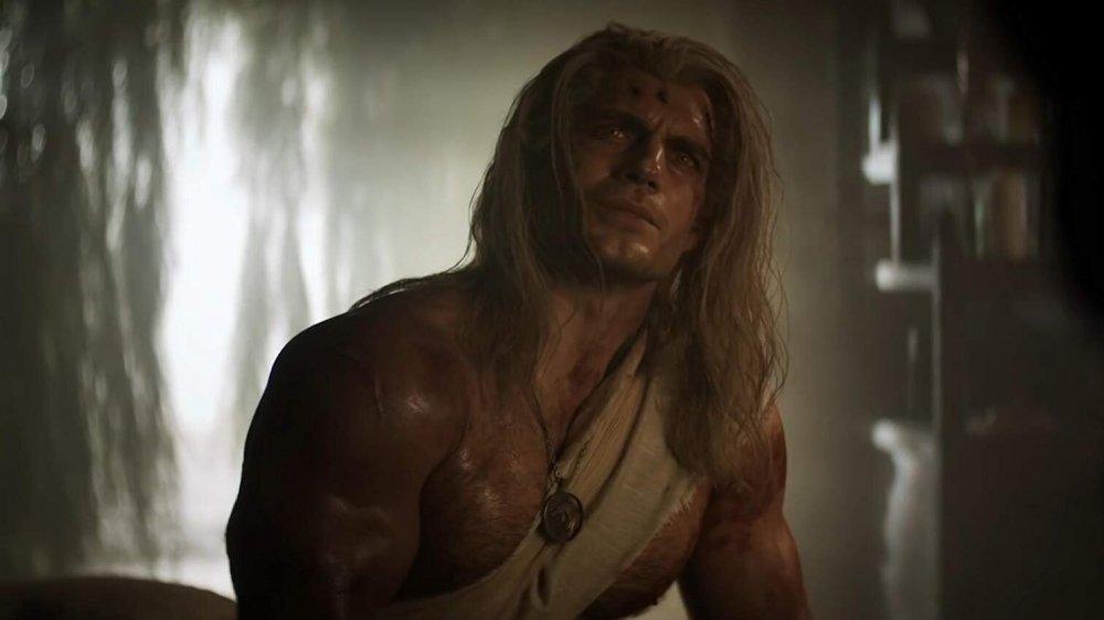 Henry Cavill como Geralt em The Witcher da Netflix