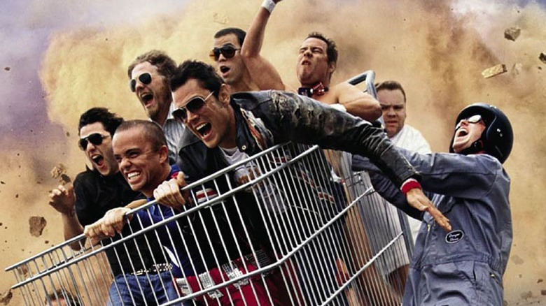 How Jackass changed television and no one seemed to notice