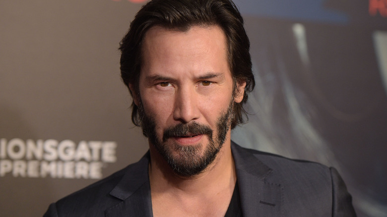 How Keanu Reeves gets ripped for his action movies