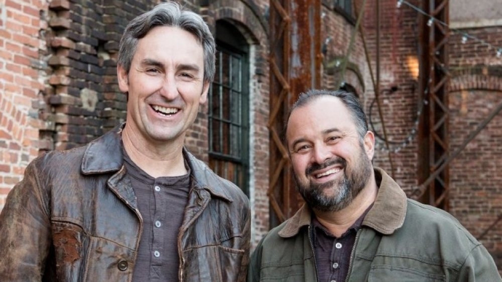 How much money the American Pickers actually make