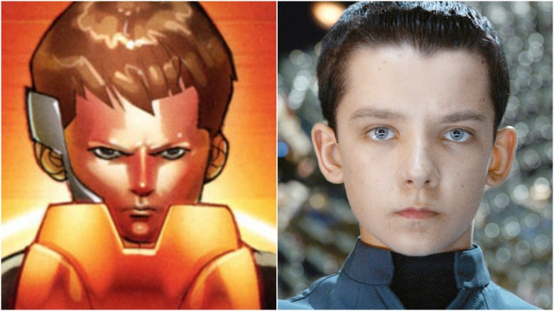 How The Cast Of Ender S Game Should Really Look