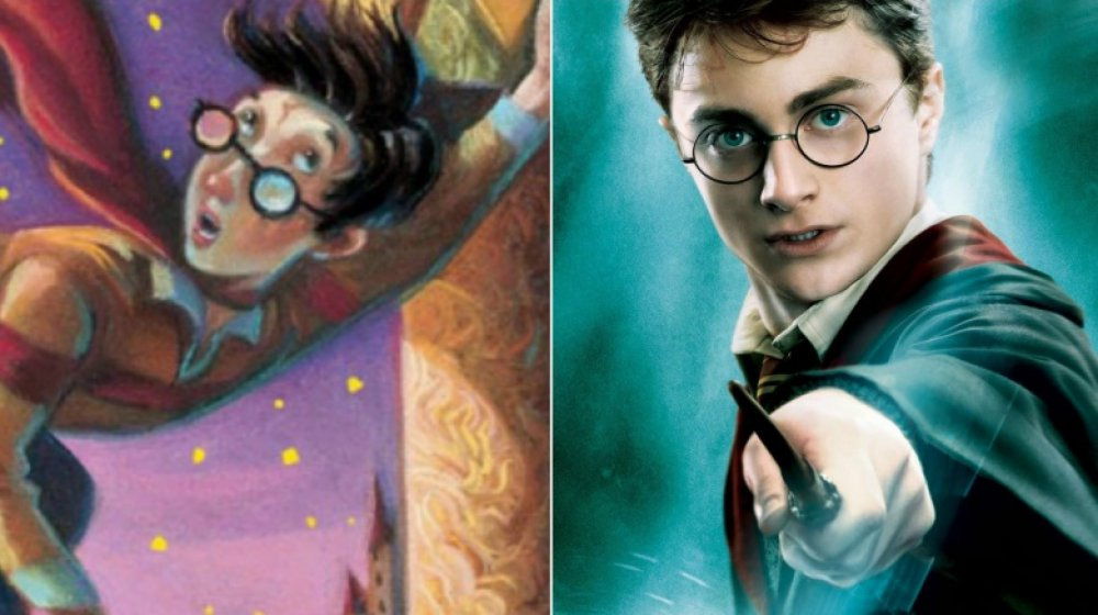How The Cast Of Harry Potter Should Really Look
