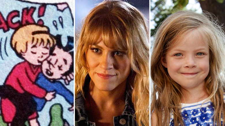 Penny Peabody from Riverdale