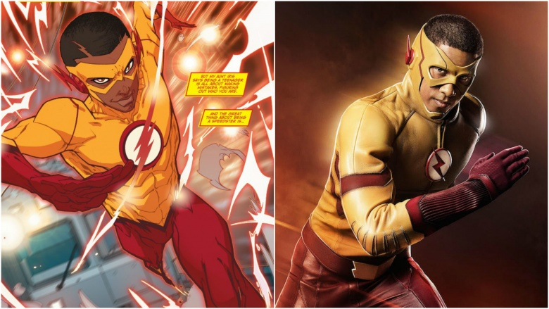 How the cast of The Flash should really look