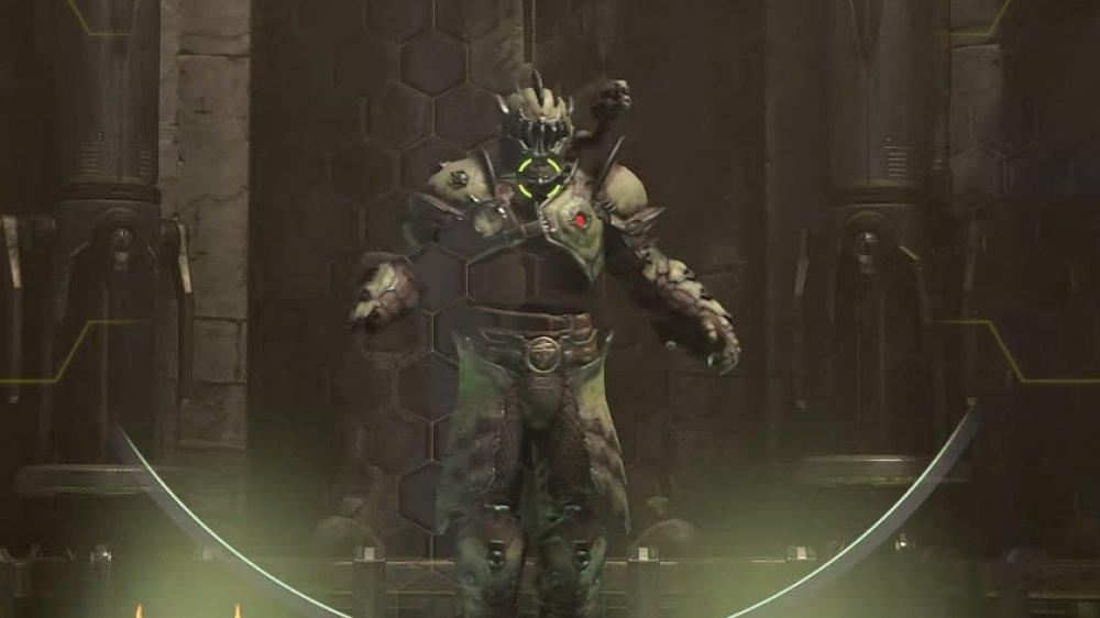 How to unlock sentinel armor in Doom Eternal - Looper