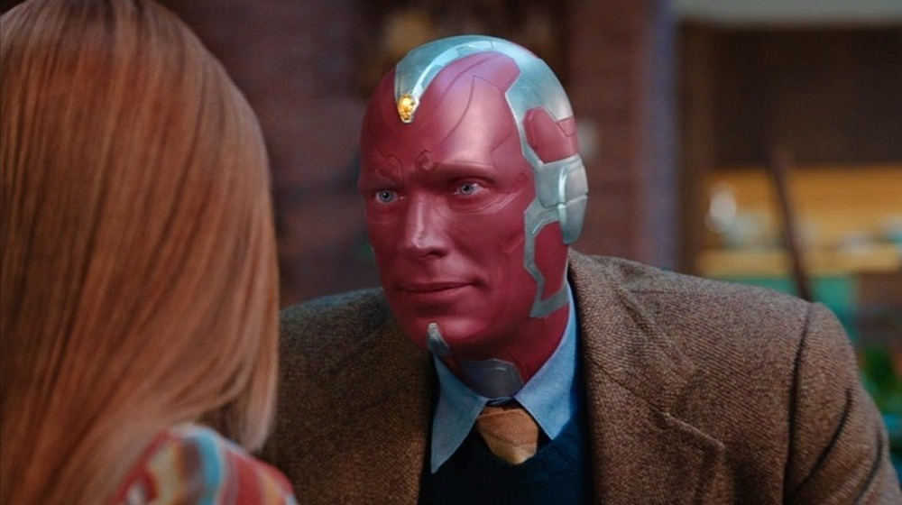 Vision realizes something's wrong