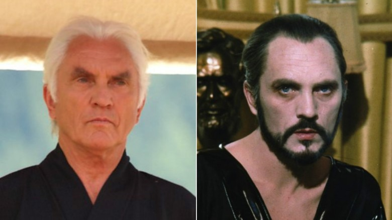 Stick and General Zod