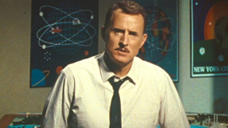 John Slattery in Iron Man 2