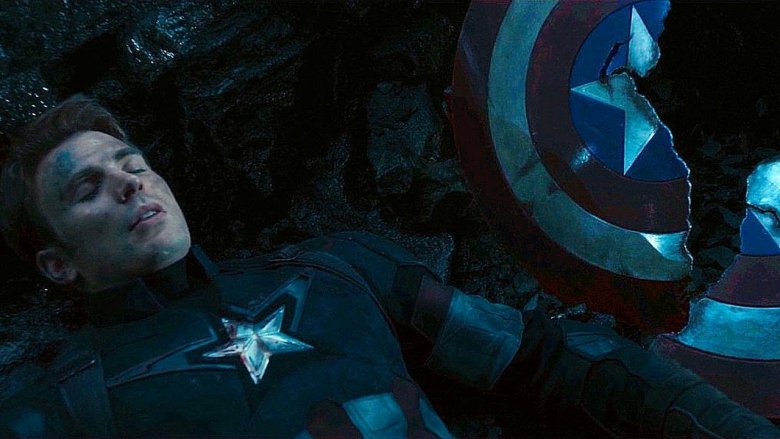 Scene from Avengers: Age of Ultron