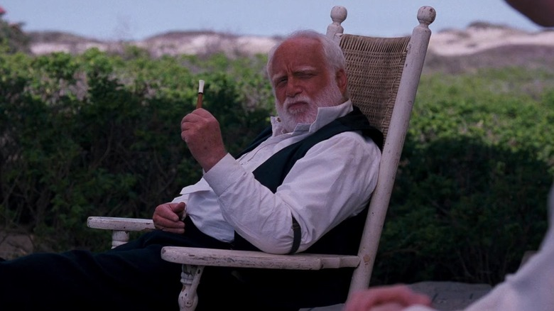 Richard Dreyfuss in The Lightkeepers