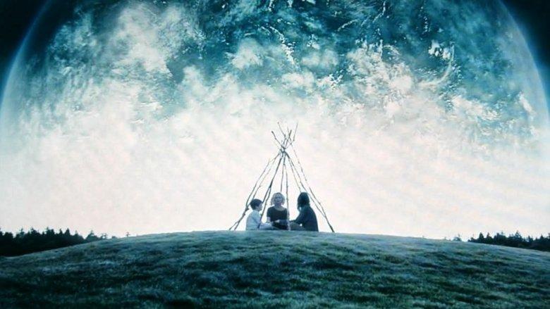 Melancholia poster art