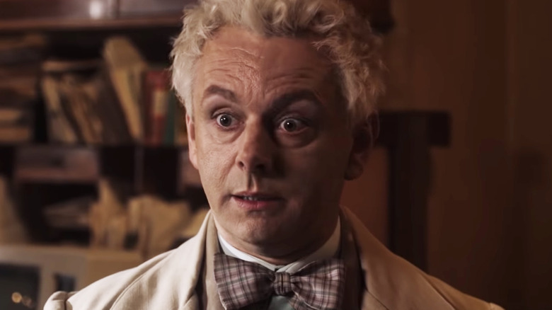 Good Omens Michael Sheen