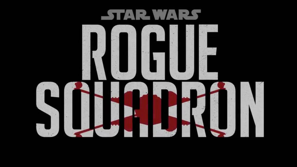 Star Wars: Rogue Squadron logo